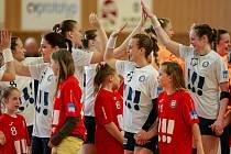 Házenkářky Poruby zdolaly v sobotu Olomouc 20:16 a vynutily si rozhodující zápas.