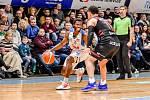 Basketbalisté NH Ostrava se v pátek utkali doma v hale Tatran s mistrovským Nymburkem.