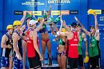 J&T Banka Ostrava Beach Open - slavnostní ceremoniál, 6. června 2021 v Ostravě.