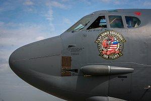 Dny NATO 2017: Přistání amerických bombardérů