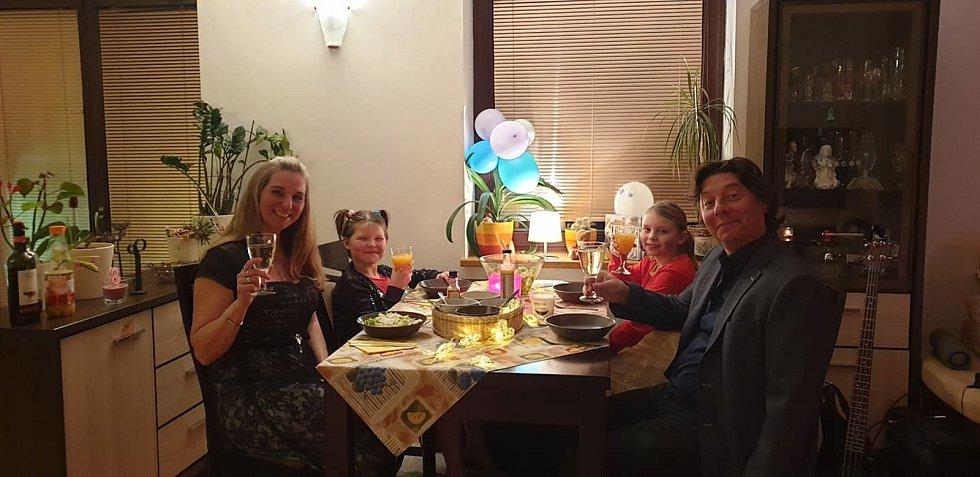 Rodina Andrlova.