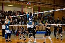 První derby sezony, které si koncem září ve Frýdku-Místku užili i fanoušci, skončilo výhrou domácího Black Volley Beskydy 3:0. V pondělí měla výhodu své palubovky Ostrava a soupeři porážku oplatila stejným výsledkem.