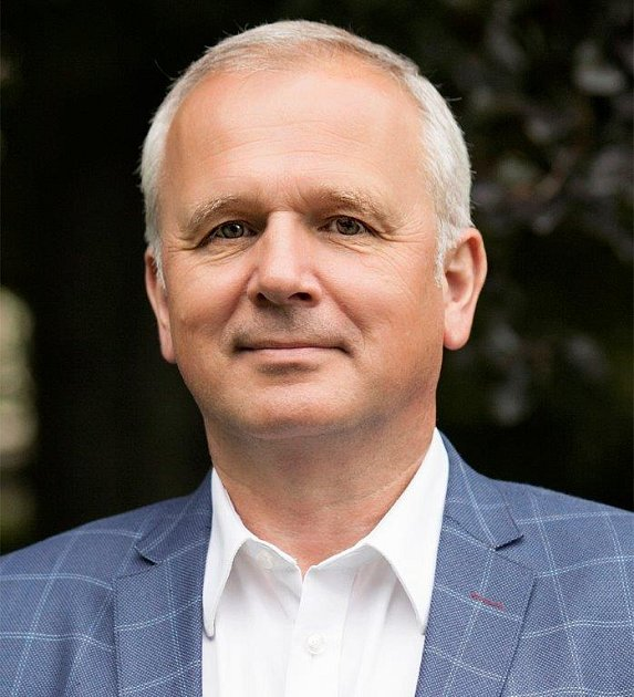 Stanislav Folwarczny, náměstek hejtmana MS kraje.