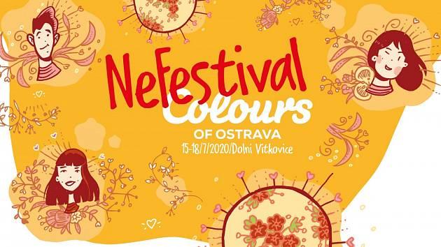 Nefestival Colours of Ostrava startuje ve středu 15. července