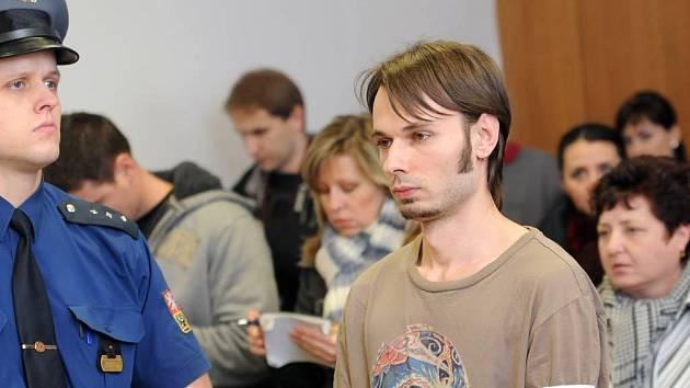 Bronislav Zotyka u ostravského krajského soudu