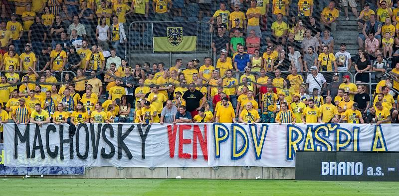 SFC Opava - Baník Ostrava 0:2