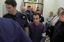 Ital Calogero Massimiliano Di Gregorio si díky spolupráci s policií vysloužil status spolupracujícího obžalovaného.