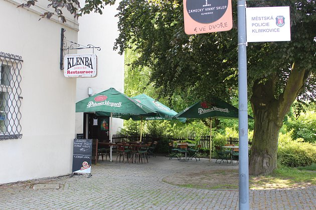 Muzeum vKlimkovicích.