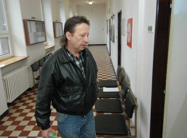 Vladislav Dlugosz u soudu