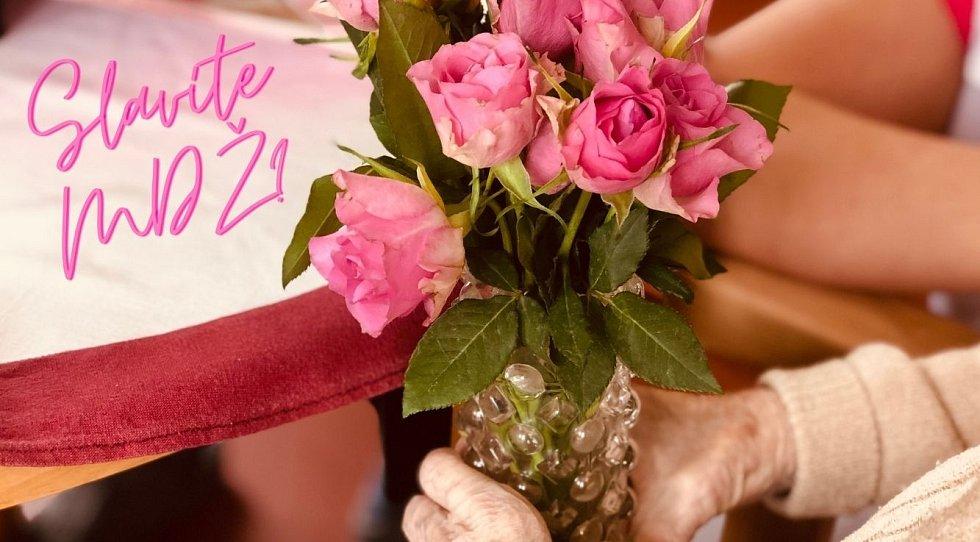 Slavíte Mezinárodní den žen? Pochlubte se nám, jak.