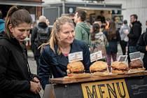 Burger Street Festival. Ilustrační foto