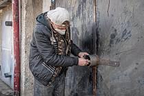 Lidé, kteří mají garáže v Muglinově, se svůj majetek snaží zabezpečit.