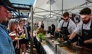 Garden Food Festival v DOV.