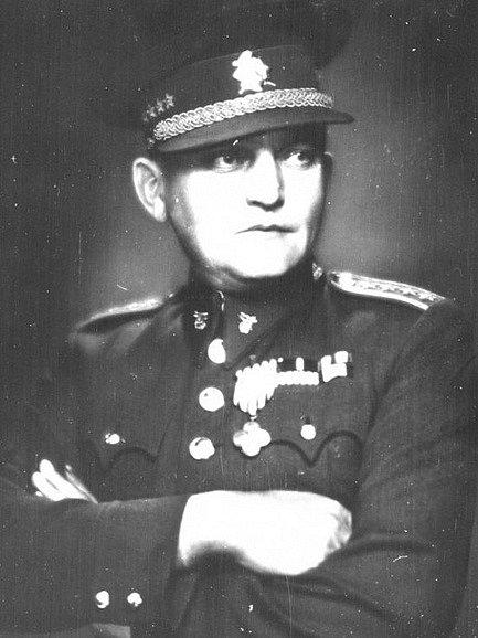 Vynikající a vrcholně čestný armádní velitel Jan Satorie.