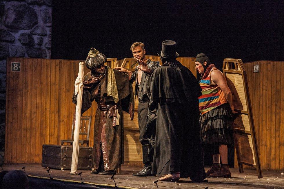 Komedie omylů, Letní shakespearovské slavnosti v Ostravě