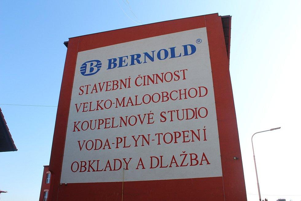 Sídlo firmy Bernold