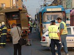 Fotografií se vracíme k nehodě z 13. října roku 2006, při které v Ostravě po srážce s tramvají zemřel jedenáctiletý chlapec