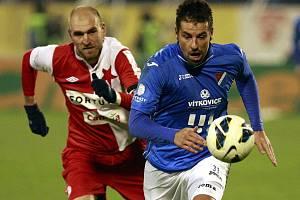 Baník Ostrava – Slavia Praha 0:0