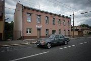 Stavba od podnikatele Rostilava Mitruse - Slezská Ostrava, ulice Michálkovická.