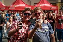 Slavnosti pivovaru Ostravar 2017