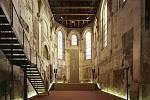 Kostel sv. Anny - Pražská křižovatka Nadace Vize Dagmar a Václava Havlových. Zdroj: AI Design