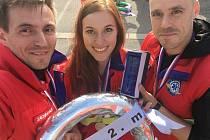 Záchranáři ZZS MSK zaznamenali úspěch na soutěži Rallye Rejvíz.