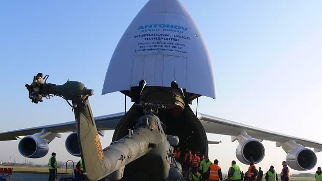 Ruslany patří k největším letadlům, která se pohybují po obloze.