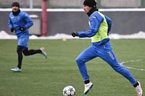 Příprava fotbalistů Baníku probíhá podle plánu.