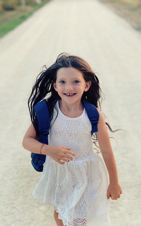 Zoe Casadio, 6 let, Bystřice, ZŠ Bystřice