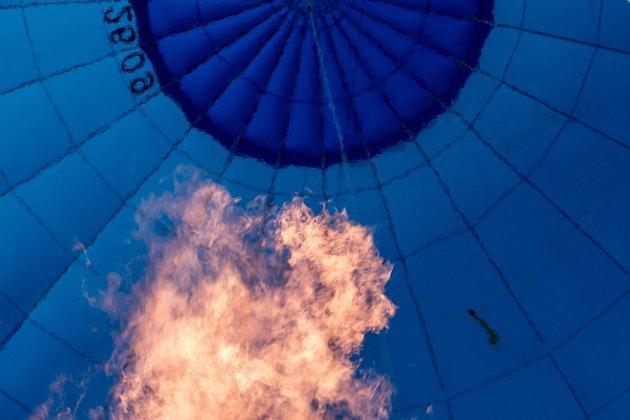 Ovíkendu panovalo příznivé počasí. Nad Ostravu vzlétlo hned několik balónů.