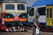 Czech Raildays 2018 v Ostravě, 19. června 2018 v Ostravě.