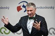 Hejtman Moravskoslezského kraje Ivo Vondrák (ANO), 15. října 2018 v Ostravě.
