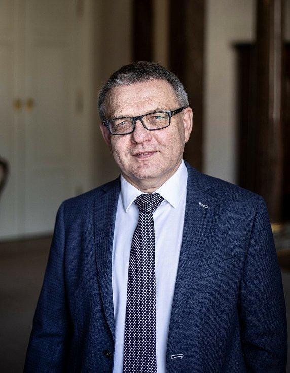 ČSSD. Lubomír Zaorálek