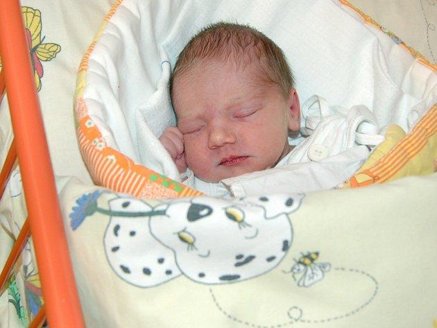 Adriana Turčíková, 18. 12. 2012, 2730 g, 47 cm, Ostrava-Heřmanice, Městská nemocnice Ostrava