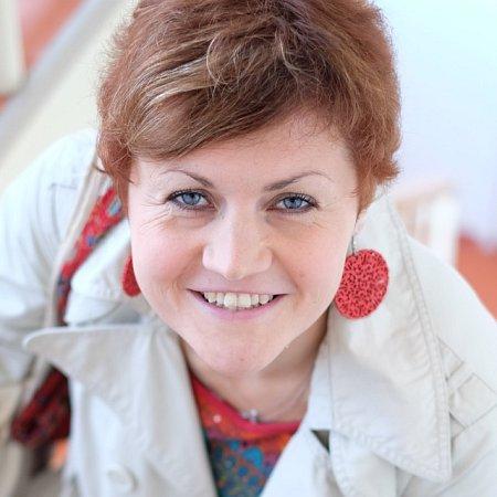 Executive coach Gabriela Zezulová Bajerová