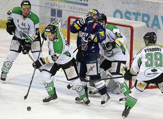 Snímky z utkání HC Vítkovice Steel vs. Mladá Boleslav.