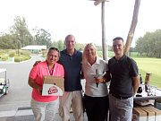 V Putting golfu byla nejlepší Lenka Křivová.