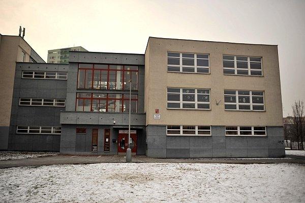 Základní škola Generála Píky vOstravě.