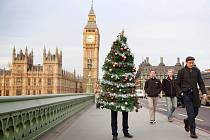 Vánoce v Londýně mají svou specifickou atmosféru, což potvrdily i dvě Češky žijící v hlavním městě Anglie.