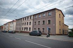 Stavba od podnikatele Rostilava Mitruse - Michálkovice, ulice Československé armády. Jediný dům který podnikatel Rostislav Mitrus stále vlastní.
