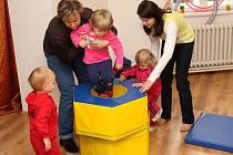 Děti mohou ve frýdecko-místeckém Středisku volného času Klíč navštěvovat například Klub deskových her, taneční kroužky či společné cvičení s rodiči.