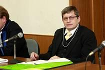 Údajný šlechtic Karel Šimko.