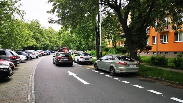 Ulice Gen. Sochora.