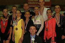 Třinečtí tanečníci si přivezli z Otrokovic bronz