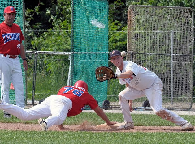 Baseballista Michal Jurdzin