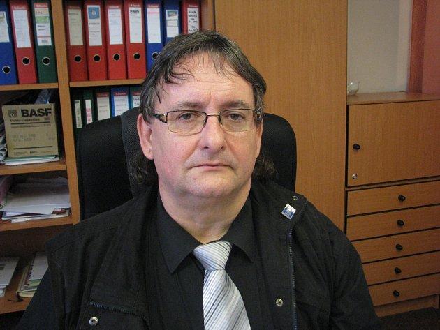 Jaroslav Konečný, ředitel Gymnázia a SOŠ Cihelní ve Frýdku-Místku