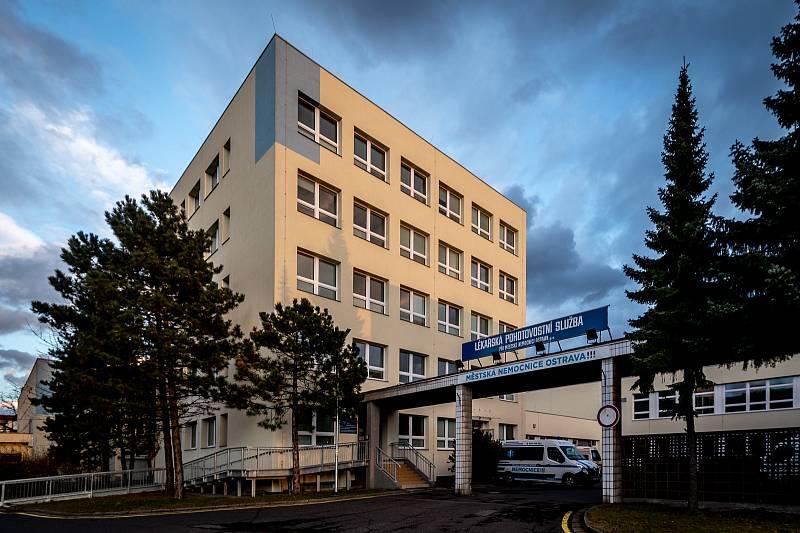 Městská nemocnice Ostrava.
