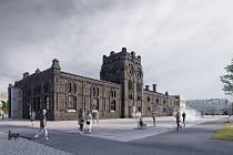 Bývalá ostravská jatka se promění na galerii moderního umění.