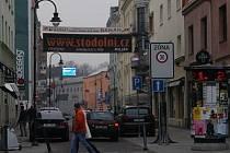 Stodolni ulice v Ostravě