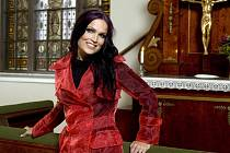Finská zpěvačka Božská Tarja, Soile Susanna Turunen Cabuli.